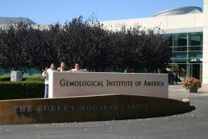 GIA's Robert Mouawad campus