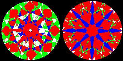 Simulated Diamond View